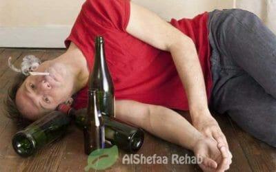كيف تعالج التسمم الكحولي في المنزل ؟