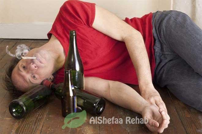 كيف تعالج التسمم الكحولي في المنزل مستشفى دار الشفاء الدولي للصحة النفسية