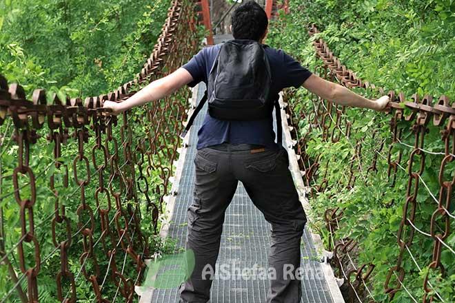 جيفروفوبيا .. الرعب اللاعقلانى من عبور الجسور
