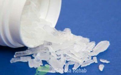 الفرق بين الهيروين والشبو والكريستال ميث والأضرار المختلفة لتعاطي المخدر