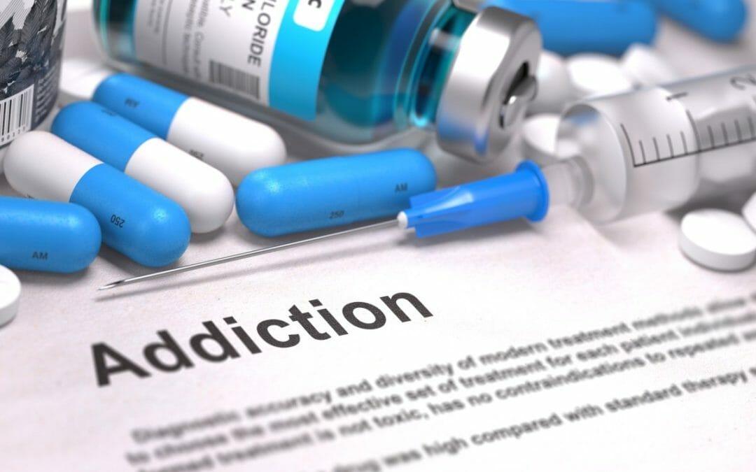أدوية علاج الادمان