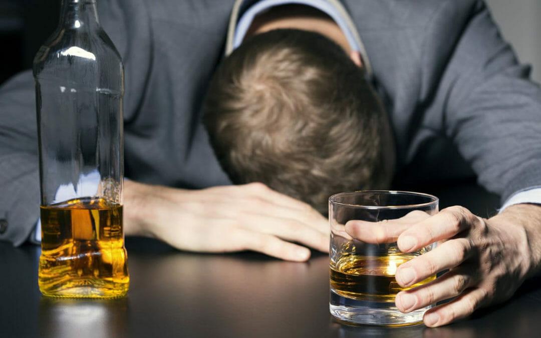 التخلص من ادمان الكحول