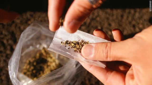 اشهر طرق تعاطي الماريجوانا