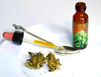 طرق تعاطي الماريجوانا