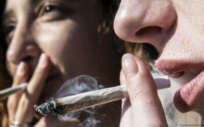 نظرة المجتمع لمدمن الماريجوانا