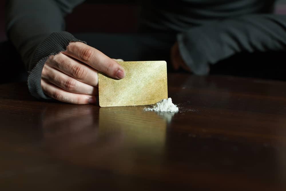مخاطر تعاطي الكوكايين